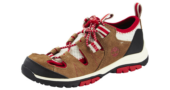 Timberland Fisherman Shoes Junior Zip Trail Greige